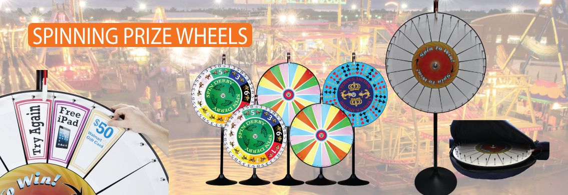 Prize Wheel for sale
