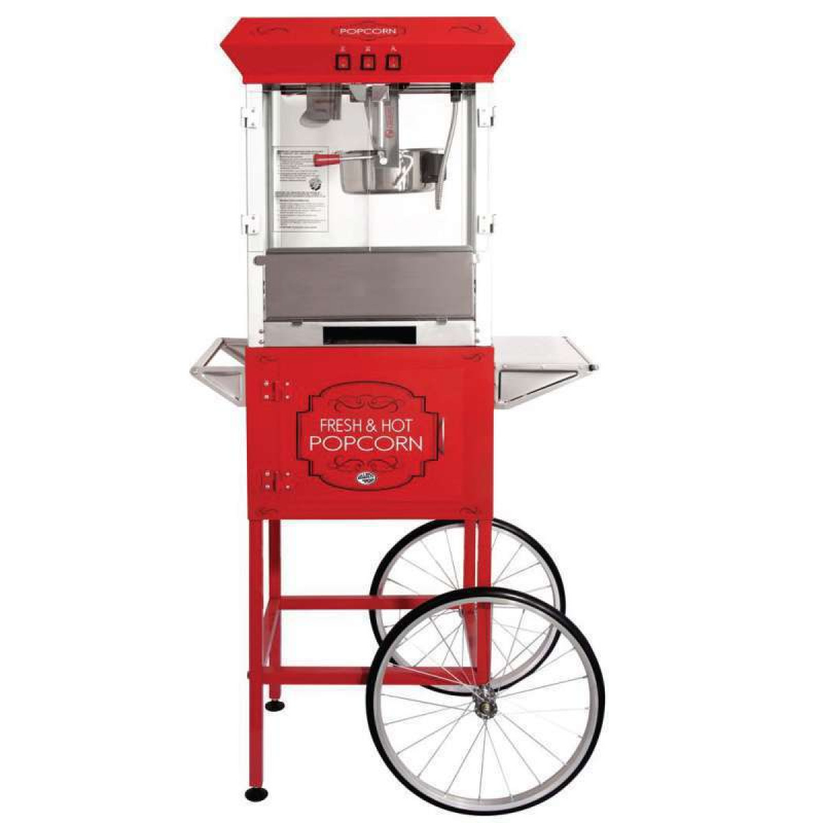 Prize Wheels Raffle Drums Popcorn Machines Plinko