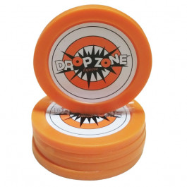 Drop Zone Replacement 3 inch Pucks for Plinko Style Board Pack of 5