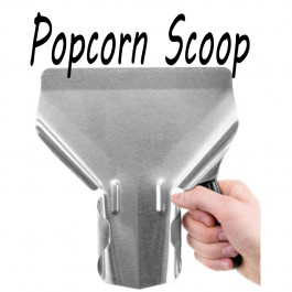 Popcorn Scoop Stainless Steel Scooper
