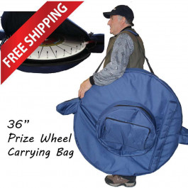 "36"" Prize Wheel Custom Fit Carrying bag"