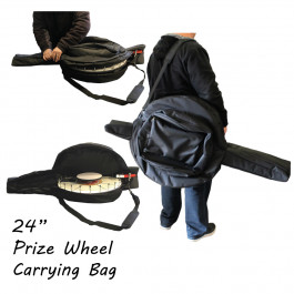 24 Inch Prize Wheel Custom Fit Carrying bag