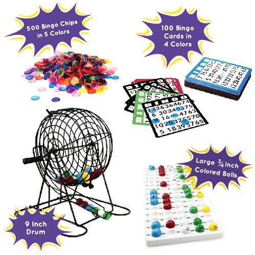 Bingo Game Set