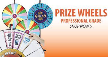 Prize Wheels Canada